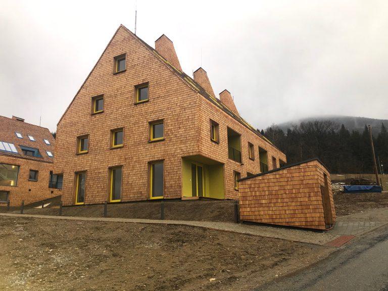 Horské apartmány Filipovice, Jeseníky