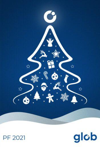 Veselé Vánoce a šťastný a zdravý nový rok 2021!